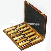 Cheap Brand New Quality 12 PCS Graver Wooden Tools Graver Knife Root Carve Wood Carving Tools Woodworking Chisel Free Shipping