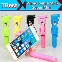 aluminum wire sizes - Super Mini Supreme Pen Size Selfie Stick Extendable Monopod Handheld Foldable RK Mini3 with audio cable for Samsung S6 Edge for iphone6