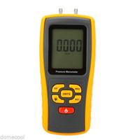 Wholesale GM510 USB Digital Pressure Manometer Gauge Differential Pressure Manometer kPa
