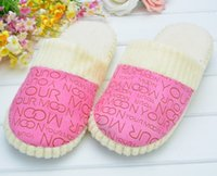 Wholesale 2015 slippers for home indoor shoes indoor shoes women men winter slippers women autumn winter house soft shoes sv18 sv011853