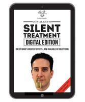 big jon - Silent Treatment Digital Edition by Jon Allen send fast magic video no gimmicks send by email