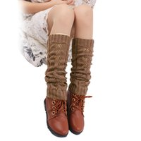 amazing winter boots - Amazing Winter Womens Leg Warmers Hollow Out Boot Socks New Arriaval