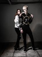 boy london - New Men Women boy london D loose Long SLeeve Punk eagle printed Hoodies Sweatshirts Galaxy sweaters Pullover Tops