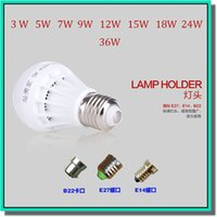 Wholesale Hot LED Bulbs Globe Bulbs Lights W W W W w SMD LED Light Bulbs Super Bright Light Bulb Energy saving Light Lamp