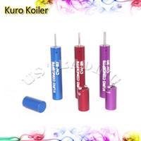 Wholesale Kuro Koiler Coil Jig Wire Coiling Tool Atomizer Coil Tool Wrapping Coiler for e Cigarette Kayfun Taifun Atty Orchid Haze Aris RDA RBA