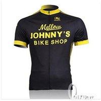 Wholesale Road Bike Jersey JOHNNY ROAD CYCLIST Cycling Short Style Cycling Jersey Kits Short Sleeve Jersey bib Shorts Cycling Jersey