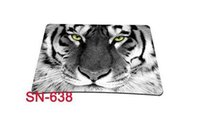 Wholesale The mighty tiger Slim Pro Mice Pad Mat Mousepad for Optical Mouse