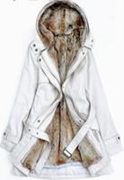 big bladder - new female bladder MAO qiu dong with thick cotton dress warm coat big yards