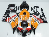 Wholesale Injection Fairings For Honda CBR1000RR Year ABS Plastic Motorcycle Full Fairing Kit Bodywork CBR1000RR Cowlings Repsol HRC