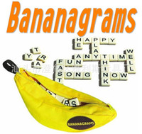 Wholesale New Baby Banana Letters Spelling Game Plastic Playing Game Learning Toys For Children Initiation Toys