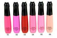 bark color - New colors new women Lip Gloss waterproof tattoo Magic matte color mask color of bark lips make long term