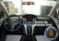 toyota car remote key - Keyless Entry Keyless Go Can Bus Yaris Vios Yaris L Smart Key Push Button Remote Start Car Alarm for Toyota