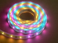 public - 2015 new M Flexible Led Strip Light M Leds V Waterproof SMD Warm Pure Cool White Red Green Blue RGB Non Waterproof Hot