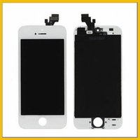 Cheap For Apple iPhone 5G LCD Display Best iPhone 5S LCD Screen Panels 5GLCD Display Touch Screen