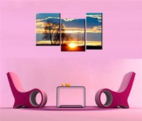 Wholesale HD Canvas Print home decor wall art painting Picture no frame Natural scenery