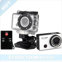Wholesale F21 outdoor waterproof sports camera mini camera WIFI HD DV P tachograph Wi Fi icon TF card icon