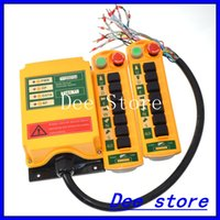 Wholesale Speed Transmitters Control Hoist Crane Radio Remote Control System Controller