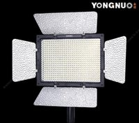 Wholesale Yongnuo YN K Studio lamp Video FlashLight One Color for Camcorder DSLR