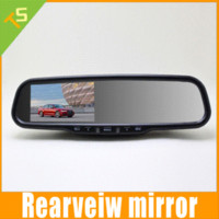 adjust video brightness - 1080P car inch Rearview Mirror Monitor with FHD fps DVR Recorder Camera Dual Video Input Auto Adjust Brightness