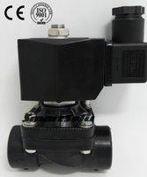 asco valves - DN15 ASCO AS8210G2 plastic material water Solenoid Valve Normally Closed W160 P NBR DC24V AC110V AC220V