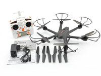 Wholesale New MJX X600 phone SYNC IMAGE G RC drone axis aircraft can add C4002 C4005 wifi camera