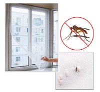 Wholesale DIY Insect Fly Bug Mosquito Door Window Net Mesh Screen Curtain Protector Flyscreen Worldwide Colors