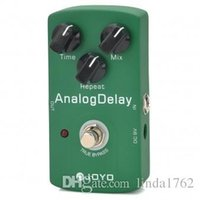 Wholesale JOYO Zhuo joy emulations JF s postpone list piece effect machine JF green