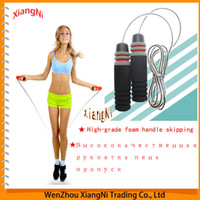 Wholesale Hot Sale New Practical Aerobic Training Exercise Muscle Skipping Jump Single Skip Rope Adjustable Bearing Speed Fitness order lt no track