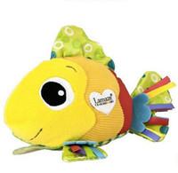 Lamaze Feel Me Fish jouet mignon de poisson clown jouets en papier