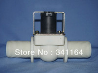 Wholesale plastic solenoid valve water solemoid valve washing machine solenoid valve coffee machine solenoid valve