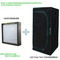 in germany - Marshydro Hydroponics LED Grow light W Grow tent x120x200cm stock in USA UK Canada Germany Australian Russia free duty