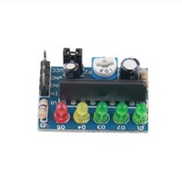 battery voltage level indicator - Hot Worldwide KA2284 Power Level Indicator Battery Indicator Pro Audio Level Indicating Module Promotion New Arrival