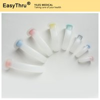 Wholesale Medical Oral Air Way Color Coded Guedel Airway Tube for First Aid Patients Guedel Airway Tube