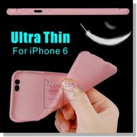 apple scrubs - iPhone Case Ultra Slim Thin Series Scrub Hard Case Protective Shell Cell Phone Cover For Apple Iphone Inch iPhone Plus matt case