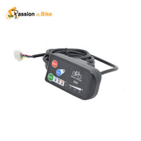 electric bicycle motor - Electric Bicycle Part Electric Bicycle Motor V V V Ebike Intelligent LED Control Panel Display Electric Bicycle bike Parts