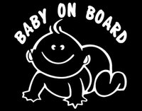 baby in car sign - Car Stickers Baby On Board Decal Sticker Car Window Sign Suv Truck Van Baby Safety Seat Baby In Car