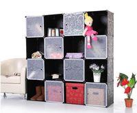 Wholesale lattice receive ark simple wardrobe Children s ark DIY garden home furniture magic bookcase more color more choose