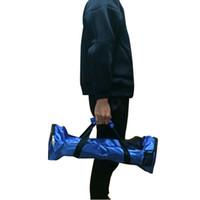 Wholesale Self Balancing Scooter Parts Bags Dual Wheels Drifting Board Handbag Skateboard Scooters Accessories Carrying Bag Standing Wheelbarrow Bolsa