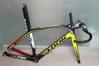 Wholesale Carbon Road frame BSA BB30 carbon bike frame complete carbon fiber road frame