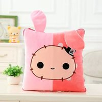baby rag quilt - rabbit cm open cm cute cartoon bolster quilt blanket patterns for choice lion totoro gift for child baby kid girlfriend
