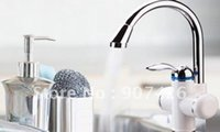 Wholesale Electrothermal faucet fast hot faucet