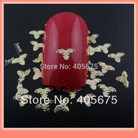aries match - MNS349 Aries nail art design gold nail design sticker match with nail gel polish approx