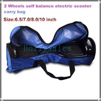 Wholesale Dual wheel self balancing electric scooter bag for carry kids scooter bag two wheel electric balance scooter bag with different sizes