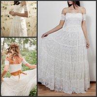 Cheap beach wedding dresses Best boho wedding dress