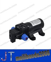 12v dc water pump - New Arrival High Pressure DC V W L min Diaphragm Electric Water Pump Automatic Switch TK0932 MYY13388A