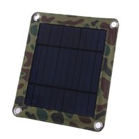 Wholesale w v A portable waterproof solar panel polycrystalline desgin USB interface solar charger mp3 samsung solar panels system