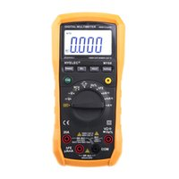 ac duty cycle - HYELEC MY68 Digital Multimeter Counts AC DC Resistance Capacitance Frequency Duty cycle Tester