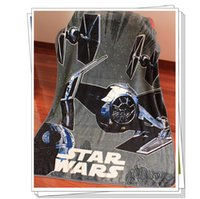 Wholesale Star Wars Plush Throw Blankets styles inches Classic Death Star Darth Vader Stromtrooper Rugs