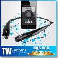 Cheap Tone HBS-800 LG Earphone Headset For Iphone 6 Bluetooth Stereo headset Wireless earphone sport headphone For LG iPhone Samsung