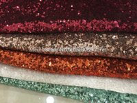Wholesale 3MM SEQUIN EMBROIDERY FABRIC WEDDING PARTY DECORATION sequence DRESS